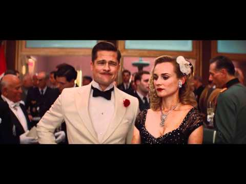 Inglorious Basterds - Italian part HD - YouTube