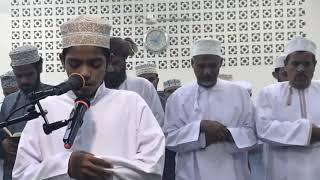 Gambar cover Surah Ta-Ha, Ayat 38-135 | Hafiz Usama Zehri 2018, 1439h