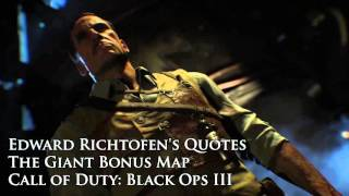 """The Giant - Edward Richtofen's quotes / sound files (Black Ops III """"The Giant"""" DLC)"""