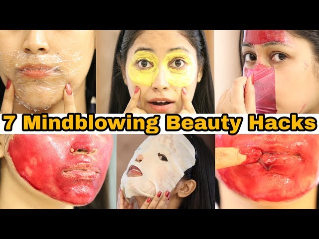 7 Mindblowing Beauty Hacks चहरे से सारे दाग धब्बे गायब 200%Effective Be Natural