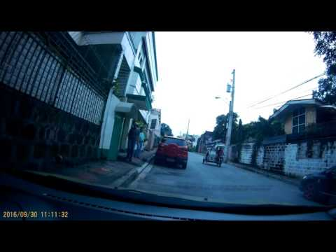 Road Rage - Deadly shooting in Cubao, Quezon City, Philippines just beside a Pre-school