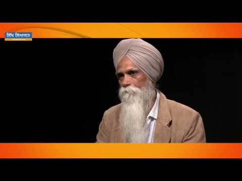 Talk With Bhai Ajmer Singh on Current Situation of Sikh Panth, Electoral Politics & Armed Struggle