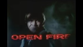 Openfire David Caradine FULL MOVIE 1989 VHS RIP With Trailers