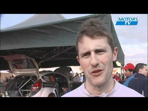 Interview Wilson Portugal Rally Day2