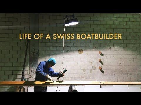 Life of a Boatbuilder