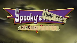 NEW ENDLESS MODE! - Spooky's Jump Scare Mansion Livestream