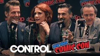 Control - New York Comic Con - Remedy All Stars Panel