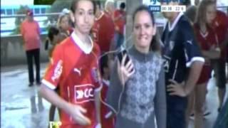 Transición 2016 1era. fecha Independiente 1 vs Belgrano 0 Síntesis en Paso a Paso