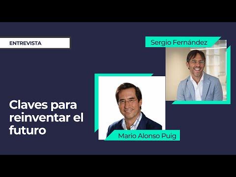 Mario Alonso Puig, Entrevista por Reinventar el Futuro, Ahora Yo. 50