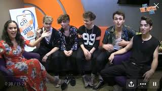 Why Don't We | Today Show - Ask The Artist Live Interview