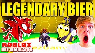 LEGENDARY DEMON BI - MIN EGEN BI FARM - BEE SWARM SIMULATOR - DANSK ROBLOX [#1]