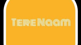 Tere Nam full karaoke song Salman khan