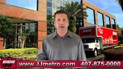 Orlando Commercial Movers | 407-875-0000 | J & J Metro | Orlando Moving Company