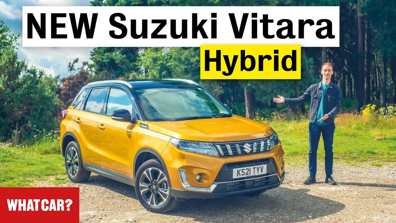 Download NEW Suzuki Vitara Hybrid review – the best value small SUV?   What Car?