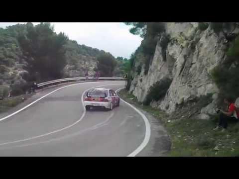 Rally Porta del Gargano 4^Ed. 5^ Prova M.Saraceno 05 ott 2014
