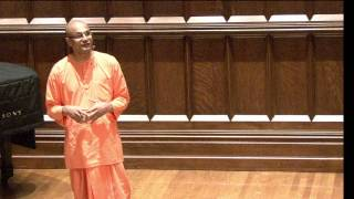 Mindfulness, Humility & Holistic Approach to Education: Gadadhara Pandit Dasa at TEDxTeachersCollege