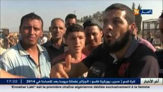 عيد اضحى : طوابير و تدافع على محطات الوقود