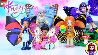 Lego Fairies - Custom Minidoll DIY Craft