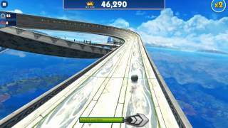 Sonic Dash (PC): Silver Gameplay (Significant Sonic Dash Update)