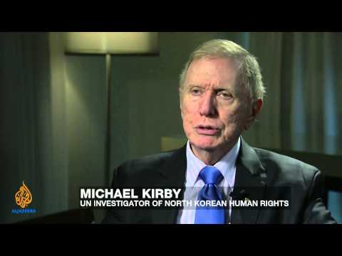 Michael Kirby: 'Holocaust-type phenomenon'