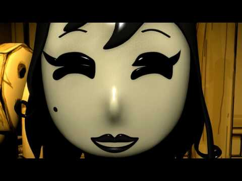 """SFM / ALICE ANGEL SONG """"Angel of the Stage"""" [BENDY AND THE INK MACHINE SONG]"""