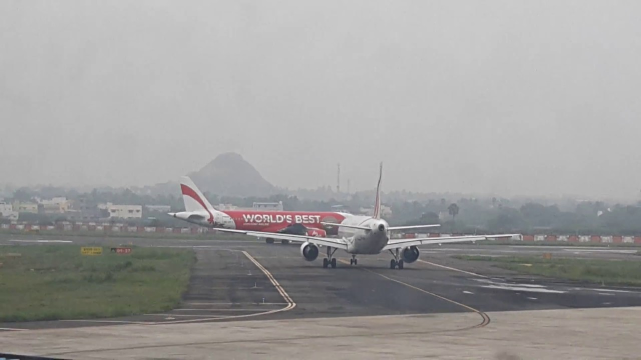 Image result for trichy airport take off
