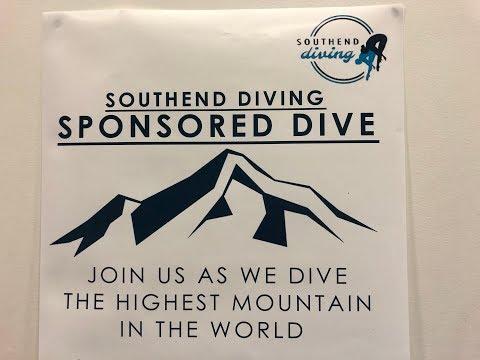 Southend Diving- Dive Everest Event