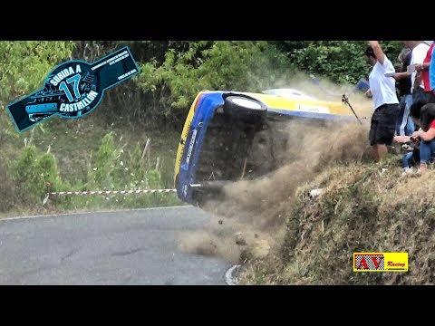 Subida a Castrillón 2017 | Crash, Show & Maximum attack | A.V.Racing