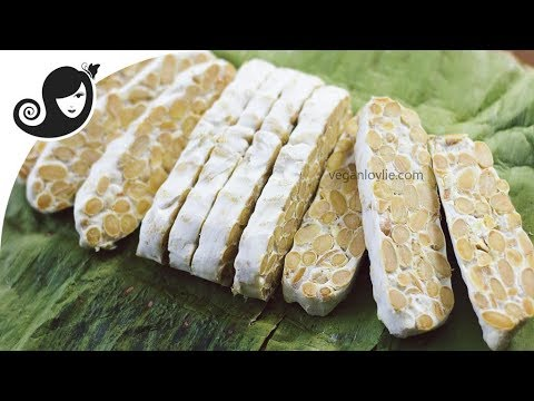 How to Make Tempeh [Homemade] - Easy Method