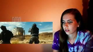 Maze Runner: The Death Cure Trailer #1 Reaction!