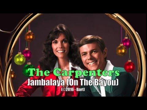The Carpenters - Jambalaya (Karaoke)
