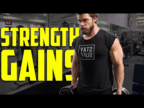 Full Body Gym Strength Training Routine | Superhero Plan Stage 1 Day 1