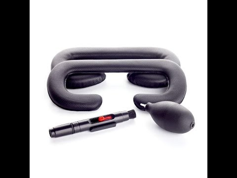 Unboxing Kiwi Design - Almohadilla para HTC Vive VR Foam Pad