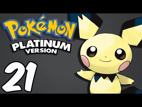 Pokemon Platinum (Blind) -21- Traveling to Solaceon Town!