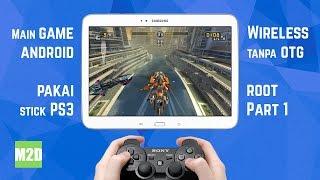 Cara Pairing Stick PS3 ke Android Tanpa OTG [Sixaxis Pair Tool]