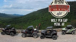 Wolf Pen Gap (Mena, Arkansas) September 19, 2015