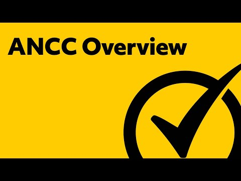 ANCC Certification - YouTube