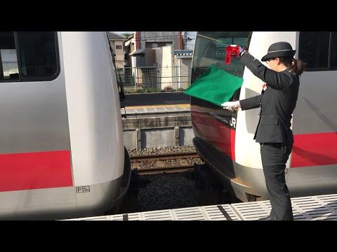 【1000回再生突破!】誉田駅(E233-5000)増結シーン