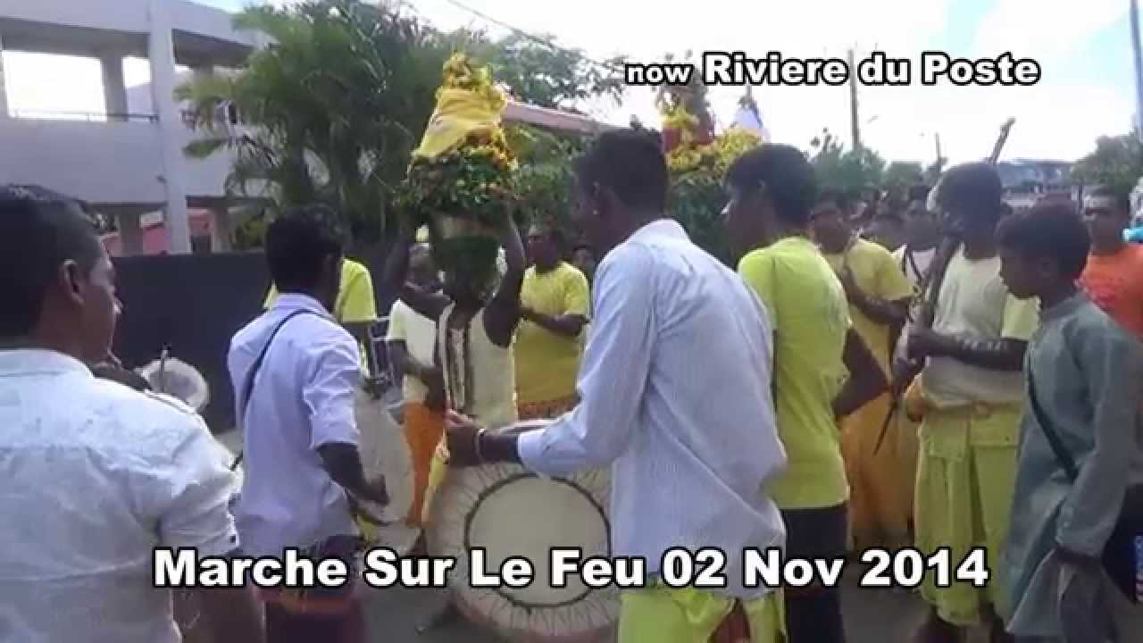 Marche sur Le Feu 2014 Mare Tabac Shiva Soopramanian Kovil ...