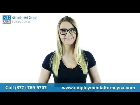 california-employment-attorney- -stephen-danz-&-associates