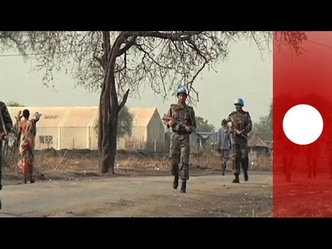 UN outrage after peacekeepers killed in Sudan's Darfur region