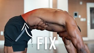 HOW TO FIX LOW BACK PAIN | [INSTANT RELIEF!]