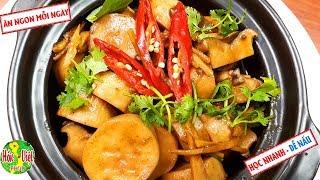 ✅ Nấm Đùi Gà Kho Gừng Kiểu Này Thì Hết Chỗ Chê   Hồn Việt Food