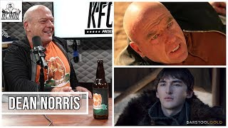 Ending of Breaking Bad Vs. Ending of Game of Thrones - Dean Norris on KFC Radio