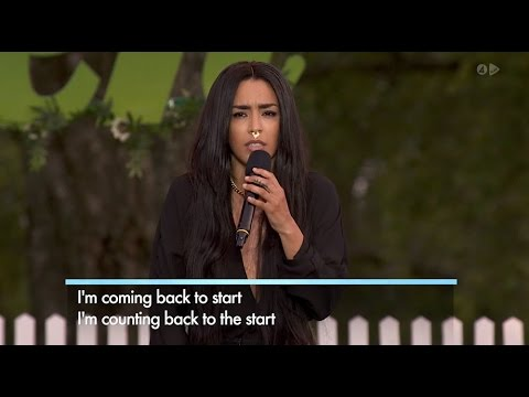 Loreen - Paper Light (Allsang på Grensen, 22.07.2015)