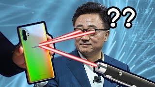 Note 10發佈會 誠實豆沙包版   Samsung Galaxy Note 10 懶人包 2019