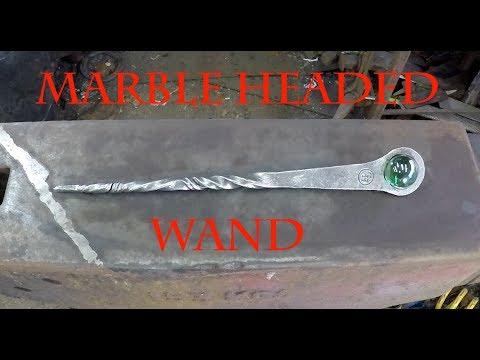 Marble headed Wand