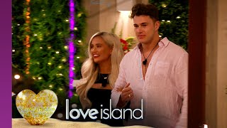FIRST LOOK: Curtis Joins Molly-Mae in the Hot Tub | Love Island 2019