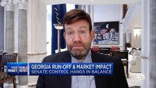 GOP pollster Frank Luntz on Donald Trump's impact on Georgia senate races