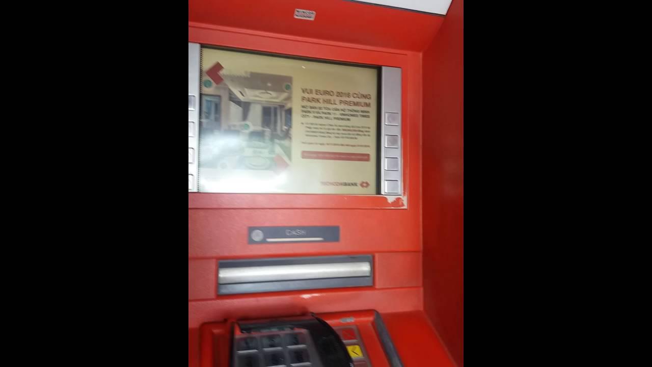 Một sự tắc trách của Techcombank.